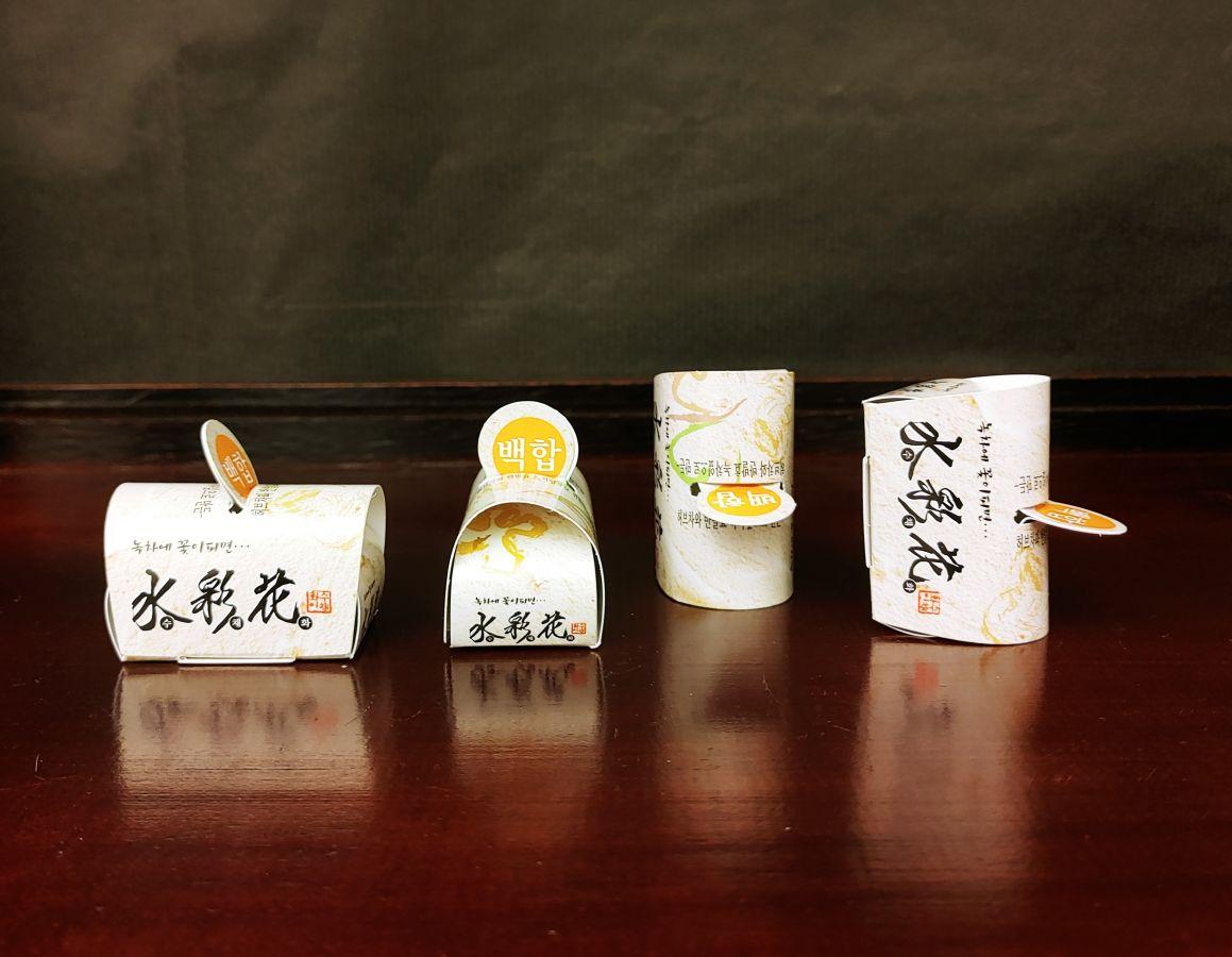 Korea Lily blossom tea